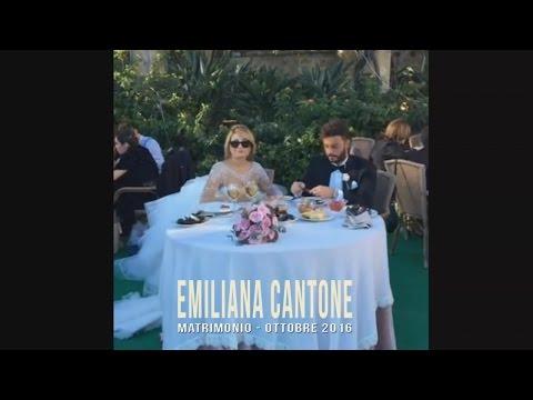 SEQUENZE DAL MATRIMONIO DI EMILIANA CANTONE