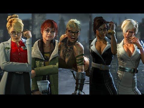 Batman: Arkham Origins Character Trophies Harleen Quinzel ...