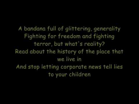 Immortal Technique - The 4th Branch (Lyrics)
