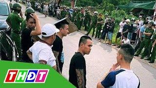 Tạm đình chỉ 2 cán bộ công an bị giang hồ bao vây trên xe ở Đồng Nai   THDT