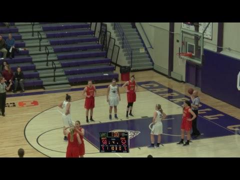 Women's Basketball vs. University of Calgary
