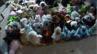 Webkinz Collection as of 1/12/2013