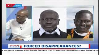 Forced disappearances of many South Sudanese  | Bottomline Africa