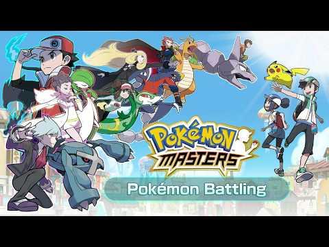 How to Play Pokémon Masters | Pokémon Battling