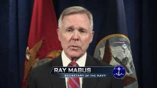 SECNAV on Govt Shutdown (Oct. 3, 2013)