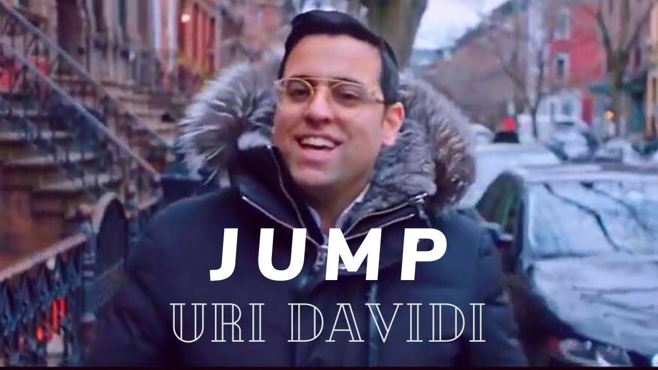 URI DAVIDI - Jump (Official Music Video) | אורי דוידי