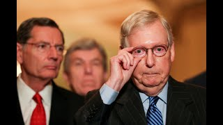 WATCH: McConnell says GOP will start impeachment trial and delay witnesses