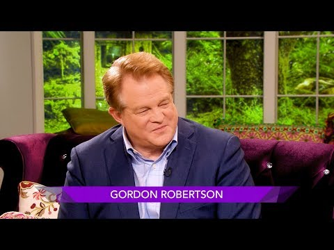 POWERFUL INTERVIEW WITH GORDON ROBERTSON HOST OF 700 CLUB Part 1- ENL 168