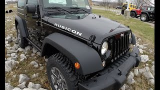 2015 Jeep Wrangler Rubicon|17740