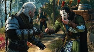 The Witcher 3's Story is All Around You - Review Discussion