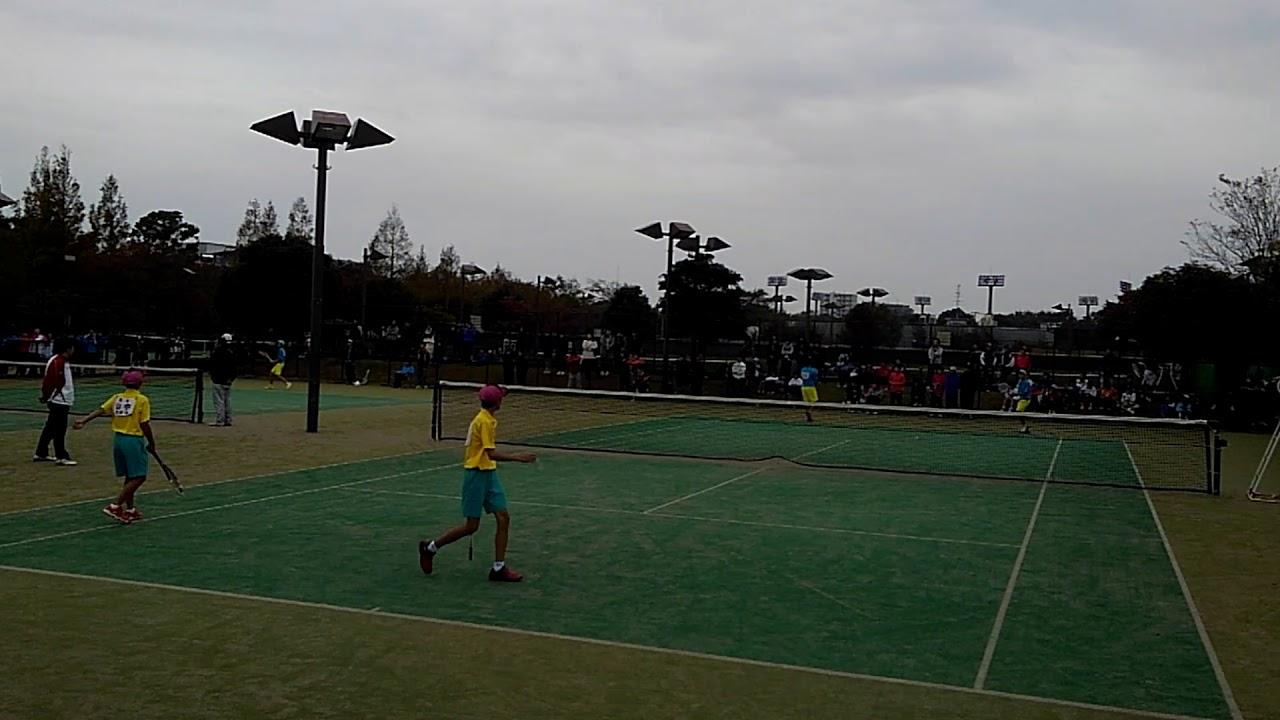 東京 都 中体連 ソフトテニス