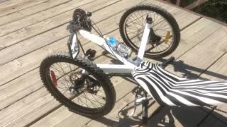 DIY Warrior race trike FYI