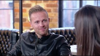 """(24.11.17) Nicky Byrne Talks """"DWTS"""" on Strictly's """"It Takes Two"""""""