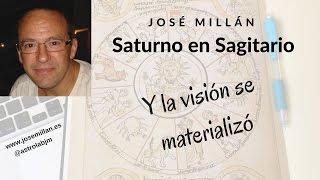 Saturno en Sagitario: Y la visión se materializó