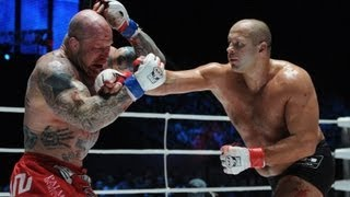 Fedor Emelianenko - (Russian Opera Version) - 33 Fights - All Strikes - Deadly Strikers - Part III