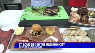 St  Louis BBQ in the Mile High City