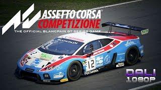 Assetto Corsa Competizione pc gameplay 1080p 60fps