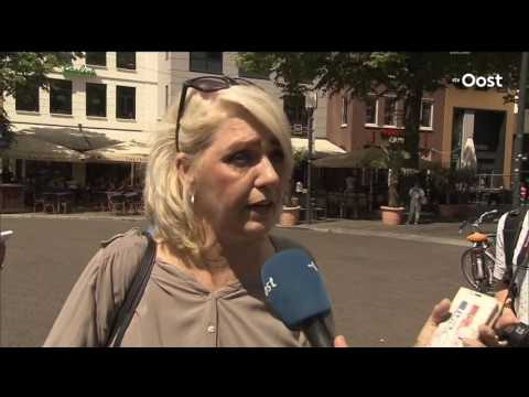 Aanhoudingen in Enschede, ook Pegida-voorman Wagensveld opgepakt