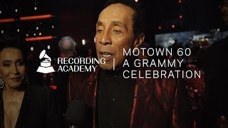 Smokey Robinson Reflects On Motown's Growth | Motown 60: A GRAMMY Celebration