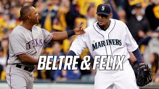 Rivalry or Friendship? Adrian Beltre & Felix Hernandez