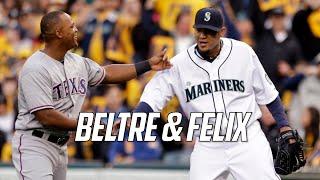 MLB | Adrian Beltre & Felix Hernandez
