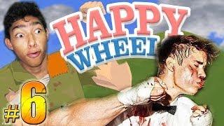 COMO MATAR A JUSTIN BIEBER - Happy Wheels: Episodio 6