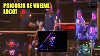 Psicosis de la Triple A, trollea Virgous en Marimar, Manzanillo