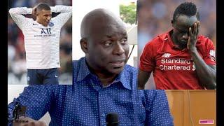 """Ballon d'Or Sadio Mané: Cheikh Tidiane Gomis """"Mbappé Meunoul Jalle Si Kaw Sadio"""""""