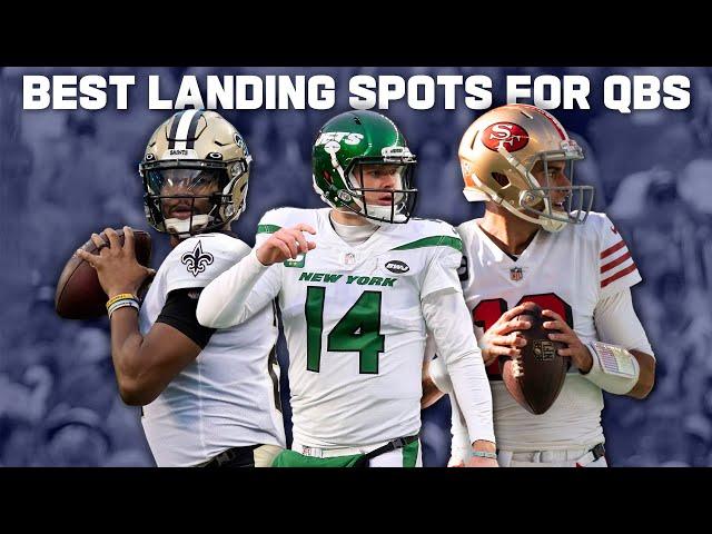 Best, Worst Potential QB Landing Spots