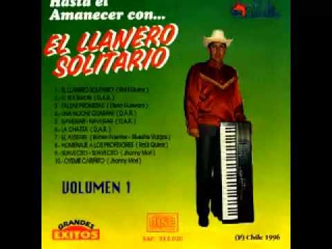El Llanero Solitario - Volumen 1 Hasta el amanecer (álbum completo)