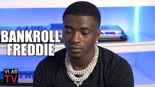 Bankroll Freddie on Getting Shot in the Head & Arm from a Driveby After a Fight (Part 3)