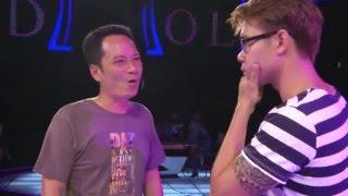 Vietnam Idol 2013 - Đông Hùng bị ảnh hưởng bởi Thanh Bùi
