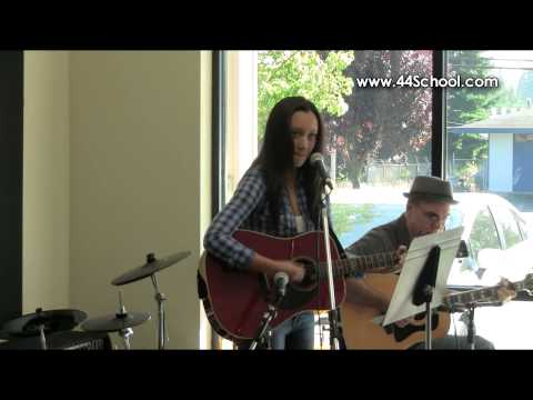 Taylor V 44 School of Music Fall 2012 Concert Guitar and Voice Lessons