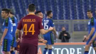Roma - Sassuolo - 3-1 - Magazine - Giornata 29 - Serie A TIM 2016/17