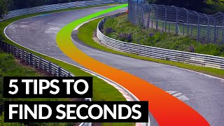 How to Find SECONDS Next Time on Track