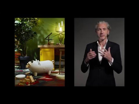 CYBEX by Marcel Wanders - Interview with Marcel Wanders