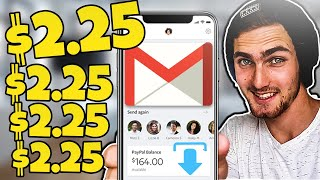 Earn $2.25 Per Email! (Free Paypal Money Trick 2020)