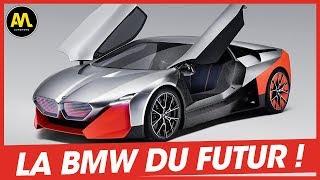 Vision M Next, la BMW sportive et hybride du futur – La Quotidienne #48