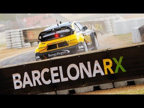 Supercar Heat 3 Race 6: Barcelona RX - FIA World Rallycross Championship