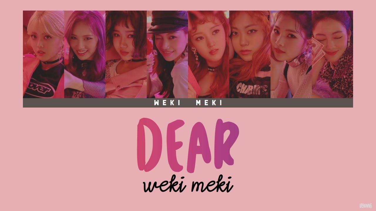 Weki Meki - Dear