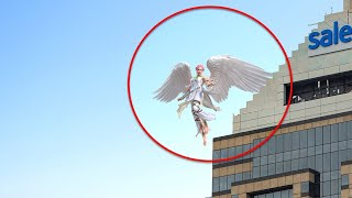 10 REAL ANGELS CAUGHT ON CAMERA & SPOTTED IN REAL LIFE!