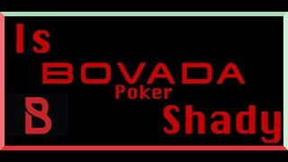 Is Bovada Online Casino a Scam?