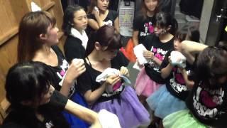 PASSPO☆チャーター便フライトツアー2013in summer vacation 名古屋1部後...