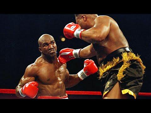 Evander Holyfield (USA) Vs Ray Mercer (USA)   BOXING Fight, HD