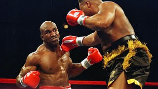 Evander Holyfield (USA) vs Ray Mercer (USA) | BOXING fight, HD