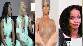 TLC blasts Rihanna & her Navy for starting a twitter war!!