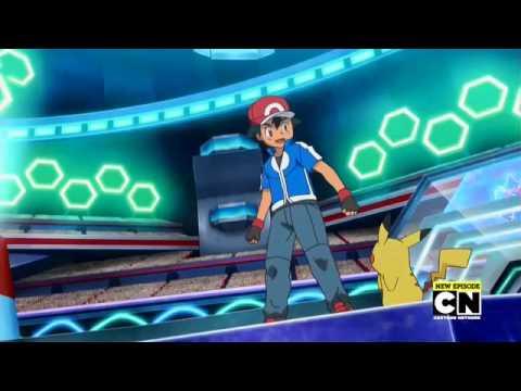 Pokémon XY&Z: Ash-Greninja VS Altaria