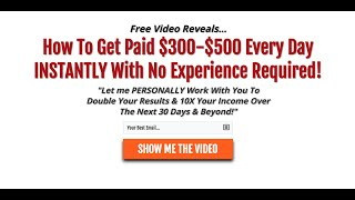 HOW TO MAKE MONEY ONLINE FAST & EASY FOR BEGINNERS (PAID DAILY) - up-to-date Content for 2020