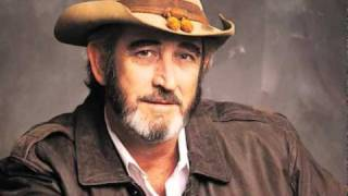 Watch Don Williams Im Getting Good At Missing You video