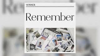 Baixar WINNER(위너) - Remember [1시간/1 hour]